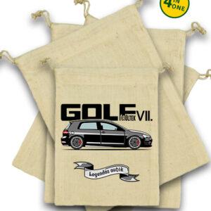 Golf őrültek VII – Vászonzacskó szett