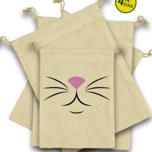 Macska száj – Vászonzacskó szett
