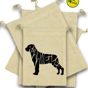 Rottweiler – Vászonzacskó szett