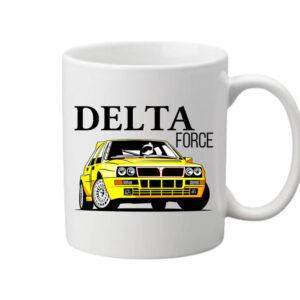 Lancia Delta Force – Bögre