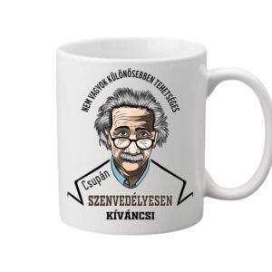 Szenvedélyes Einstein – Bögre