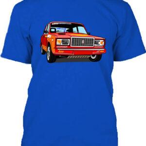 Lada 2107 rally – Férfi póló
