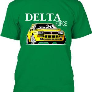 Lancia Delta Force – Férfi póló