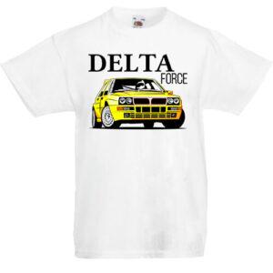 Lancia Delta Force- Gyerek póló