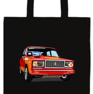 Lada 2107 rally- Prémium hosszú fülű táska