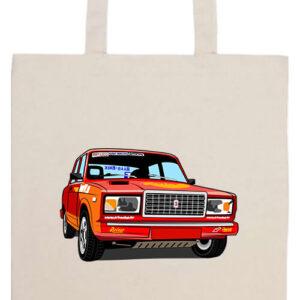 Lada 2107 rally- Basic hosszú fülű táska