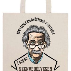 Szenvedélyes Einstein- Basic hosszú fülű táska