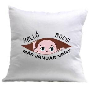 Baba születés január – Párna