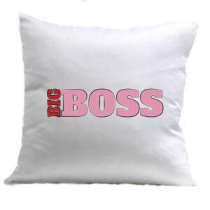 Big boss lány – Párna