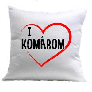 I love Komárom – Párna