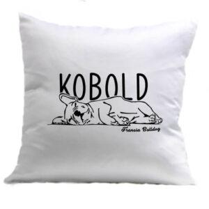 Kobold francia bulldog – Párna