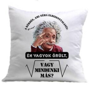 Mindenki őrült Einstein – Párna