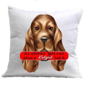 Otthon ahol a kutya – Párna