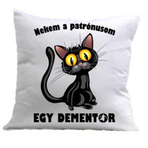 Patrónus cica – Párna