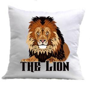 The lion Az oroszlán – Párna