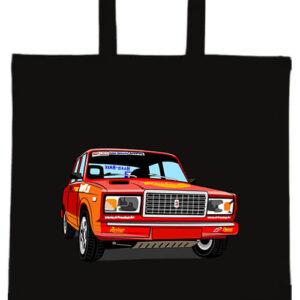 Lada 2107 rally- Basic rövid fülű táska