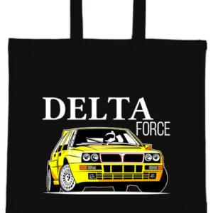 Lancia Delta Force- Basic rövid fülű táska