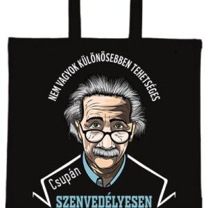 Szenvedélyes Einstein- Basic rövid fülű táska