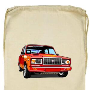 Lada 2107 rally- Basic tornazsák