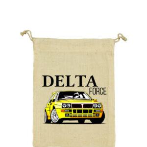 Lancia Delta Force – Vászonzacskó kicsi