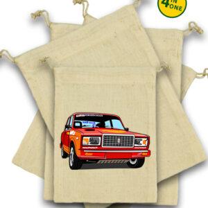 Lada 2107 rally – Vászonzacskó szett