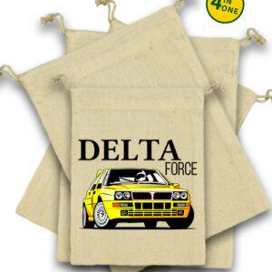 Lancia Delta Force – Vászonzacskó szett