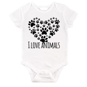 I love animals – Baby Body