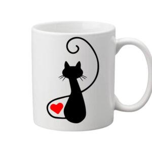 Macska szerelem – Bögre