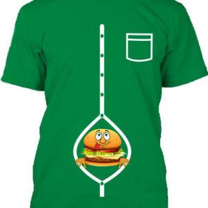 Hamburger – Férfi póló