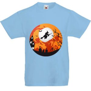 Boszorkány- Gyerek póló