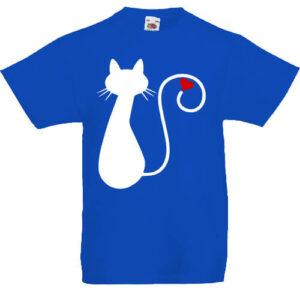 Cica imádat- Gyerek póló