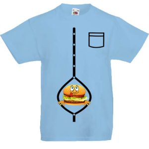 Hamburger- Gyerek póló