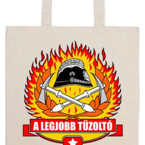 A legjobb tűzoltó- Basic hosszú fülű táska