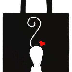 Cat love- Prémium hosszú fülű táska