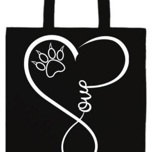 Love cat- Prémium hosszú fülű táska