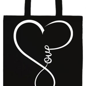 Love- Prémium hosszú fülű táska