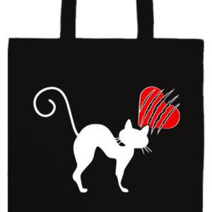Macskamánia- Basic hosszú fülű táska
