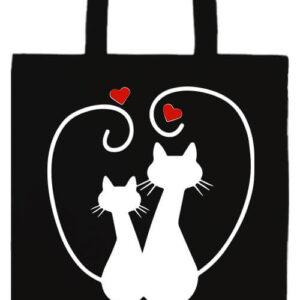 Szerelem- Prémium hosszú fülű táska