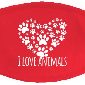 I love animals – Maszk