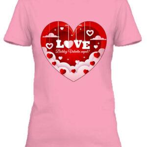 Valentin nap – Női póló