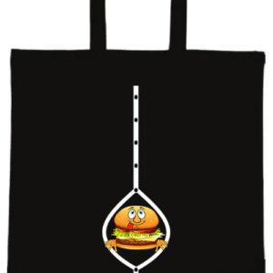 Hamburger- Basic rövid fülű táska