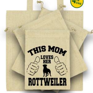 Mom's rottweiler – Táska szett