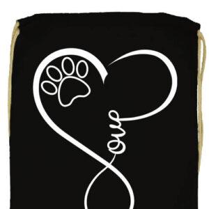 Love dog- Basic tornazsák