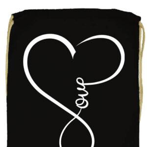 Love- Prémium tornazsák