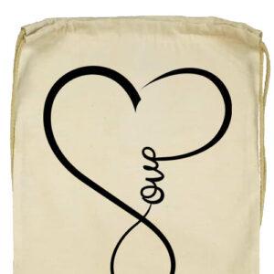 Love- Basic tornazsák
