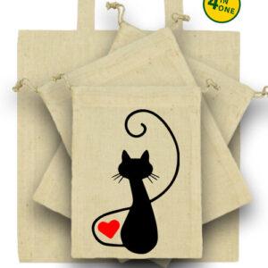 Macska szerelem – Táska szett