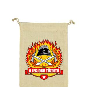 A legjobb tűzoltó – Vászonzacskó kicsi