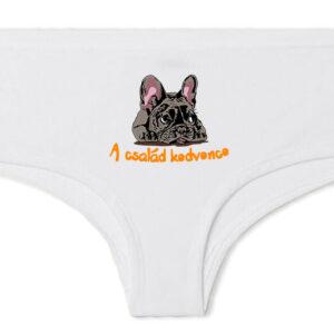 A család kedvence francia bulldog – Francia bugyi