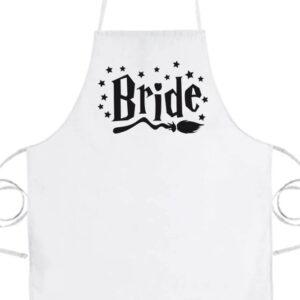 Bride- Prémium kötény