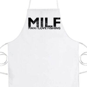 MILF fishing- Basic kötény